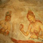 Paintings of Sigiriya