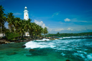 Dondra Head Lighthouse, Sri Lanka