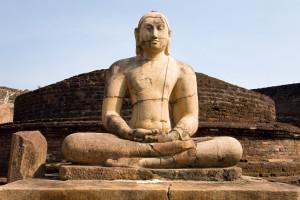 Statue of Lord Buddha Polonnaruwa