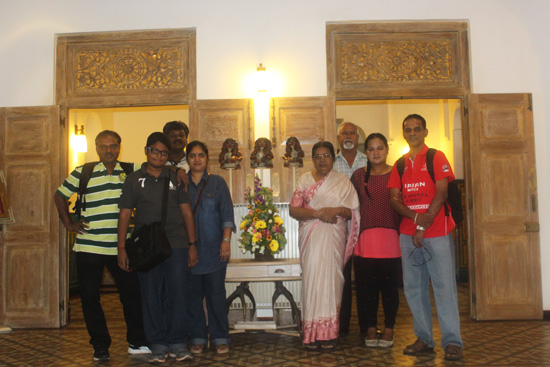 Pearl Lanka Guests
