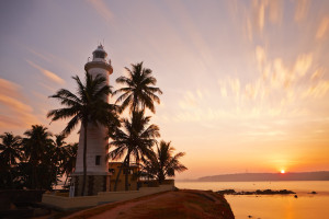 Lighthouse Galle, Sri Lanka