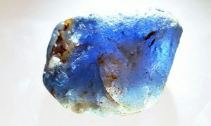 Blue Sapphire in Sri Lanka