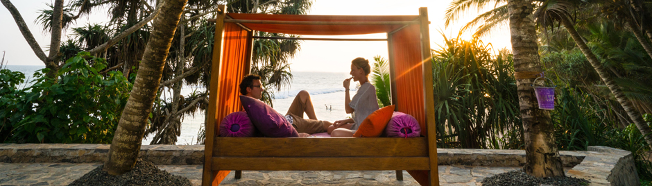 Honeymoon Couple in Sri Lanka
