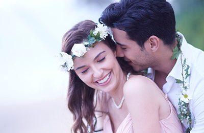 Honeymoon Couple in Sri Lanka